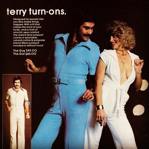 """Sexy comfort with The Starter Wives. """"Terry Turn-Ons"""" – Designed for people like you who make things happen."""