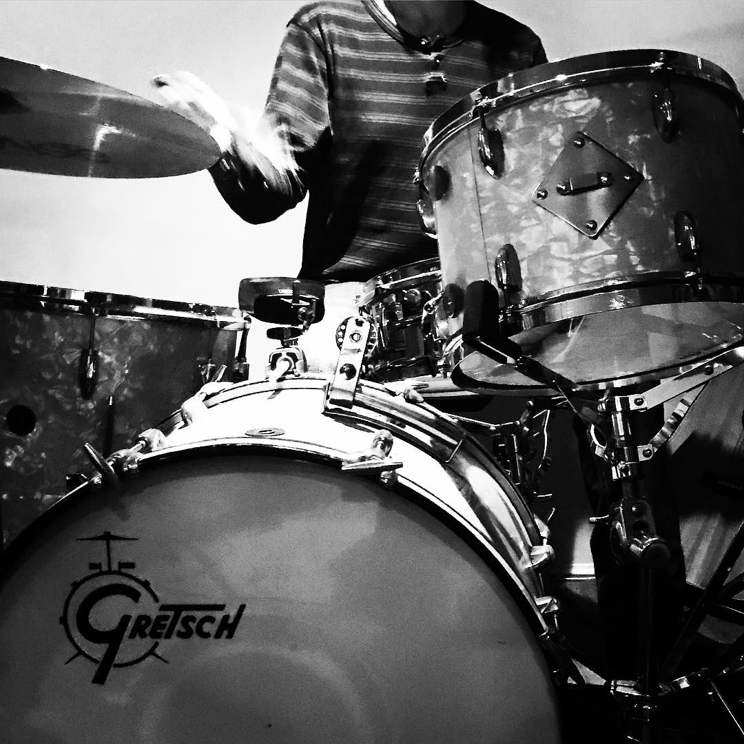Our favourite drummer.